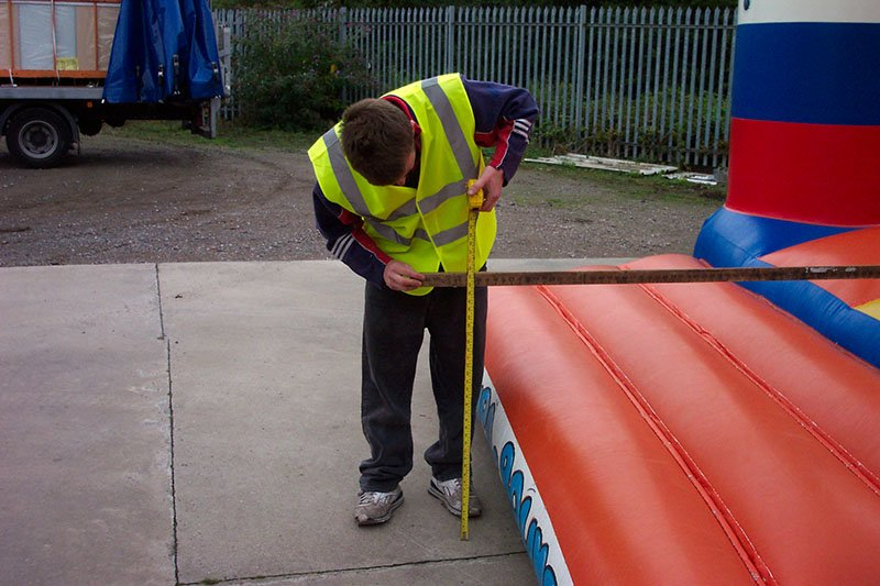 Inflatable Inspection