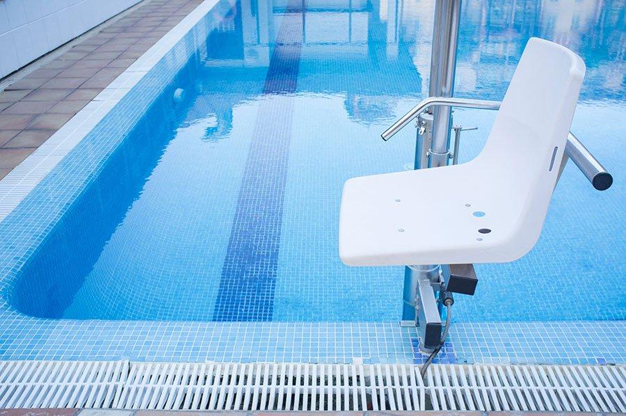 Swimming Pool Hoist - LOLAR