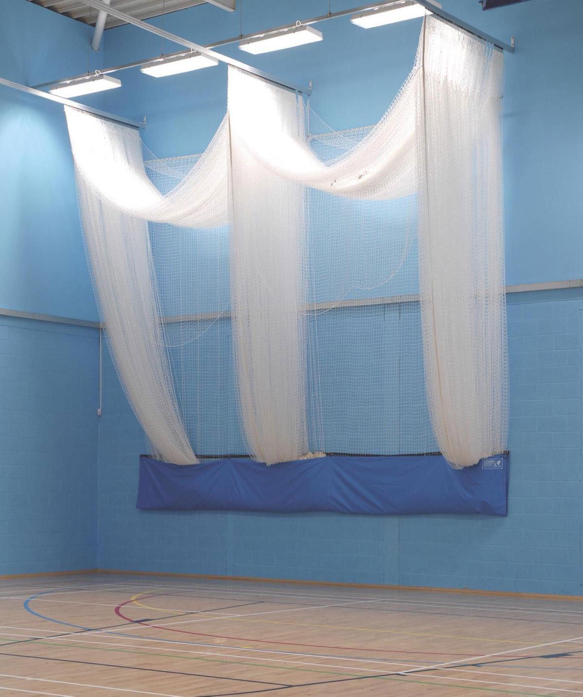 Cricket Nets Indoor Storage