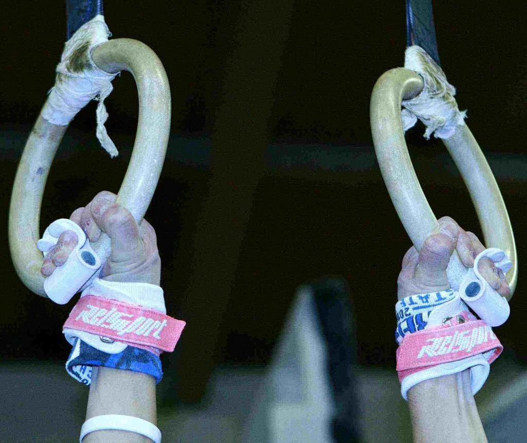 Ring Grips - Gymnastics Equipment