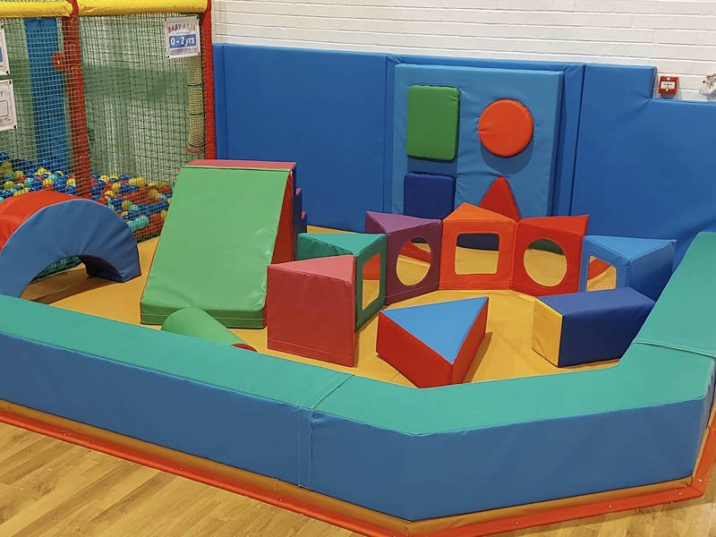 Indoor Play Shapes